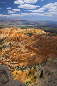Roccia rossa di bryce — Foto Stock