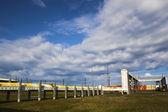 Paisajes industriales — Foto de Stock