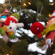 Christmas ornaments — Stock Photo #15896037
