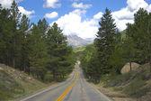 Mountain Roads — Stock Photo