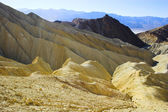 Desertscapes of Death Valley — Stock Photo