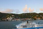 Costa tropicale — Foto Stock