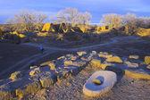 Aztec Ruins — Stock Photo
