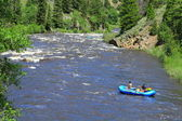 Whitewater Rafting — Photo