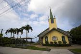 Hawaii kerk — Stockfoto