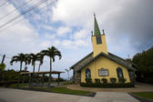 Hawaii-kirche — Stockfoto
