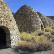 Charcoal Kilns — Stock Photo
