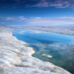 Arctic ocean — Stock Photo