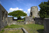 Sugar mill tower — Stock Photo