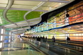 Chicago airport — Foto Stock