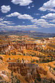 Red rock of Bryce — Stock Photo
