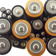 Batteries — Stock Photo