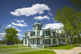 Buffalo Bill Mansion — Stock Photo