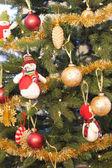 Christmas ornaments — Photo