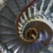 Stock Photo: Spiraling staircase