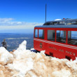 Stock Photo: Pikes Peak Train