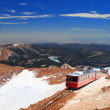 Royalty-Free Stock Photo: Pikes Peak Train
