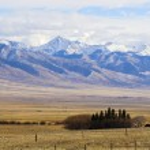Mountain landscapes — Stock Photo #18715515