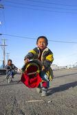 Inuiter kultur — Stockfoto