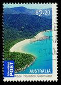 Australien-briefmarke — Stockfoto