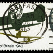 Britain Battle of Britain Postage Stamp — Stock Photo #22808550