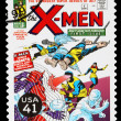 United States X-Men Superheroes Postage Stamp — Stock Photo #22809180