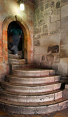 Stairs leading to Golgotha. — Stock Photo