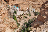 Monastery of St. George in Palestine. — Stock Photo