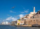 Old Jaffa port. Israel. — Stock Photo
