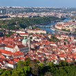 Panorama of Prague. — Stock Photo
