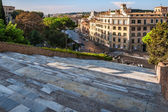 Italy, Rome, descend on Capitol Hill. — Stock Photo