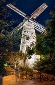 Israel, Jerusalem, Montefiore windmill. — Stock Photo