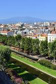 PERPIGNAN city, FRANCE — Stock Photo