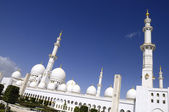 White Mosque — Foto de Stock