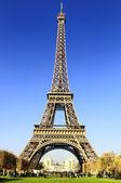 La torre eiffel — Foto Stock