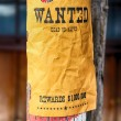Stock Photo: Wanted farwest