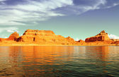 Lake powell — Stock Photo