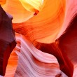 The Antelope Canyon, Page, — Stock fotografie #13711433