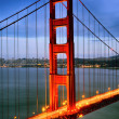 Golden gate brug, san francisco — Stockfoto #13723104