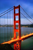 Golden Gate Bridge, San Francisco — Stock Photo