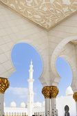 White Mosque — Stock Photo