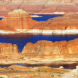 Lake powell — Stock Photo #13864248