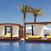 Lyx plats resort — Stockfoto