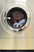 Laundromat — Stock Photo