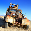 Vintage truck abandoned — Stock Photo #14725307