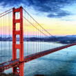 Golden gate brug, san francisco — Stockfoto #14746639