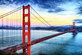 Golden Gate Bridge, San Francisco — Photo