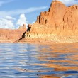 Lake powell — Stock Photo #15323677