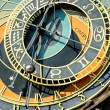 Zodiacal clock in Prague — Stock Photo #16764513