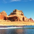 Lake powell — Stock Photo #16892005